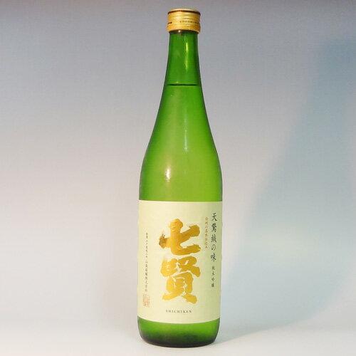 (山梨)七賢 純米吟醸 720ml 天鵞絨の味(びろーどのあじ)