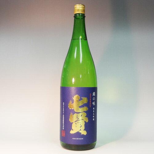 (山梨)七賢(しちけん)純米大吟醸 絹の味 1800ml