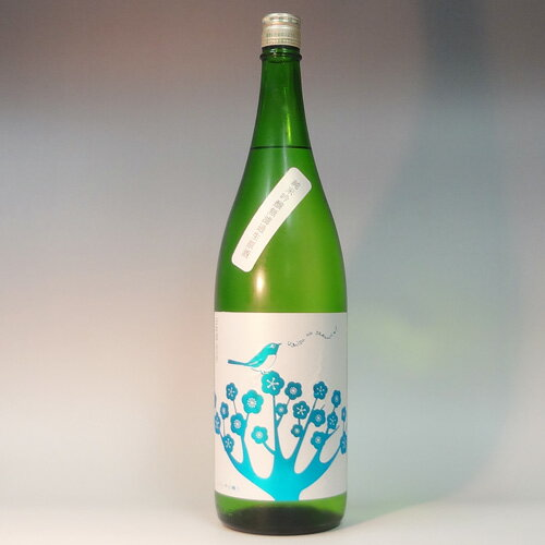 (山梨)うぐいすの囀り(さえずり)1800ml 純米吟醸無濾過生原酒