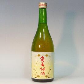 【限定品】角玉梅酒 12度 720ml