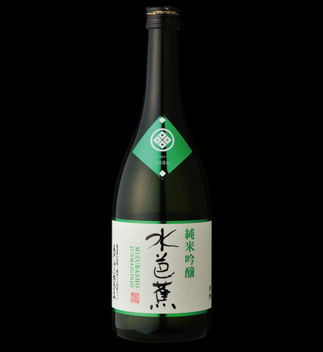 (群馬)水芭蕉 純米吟醸 720ml