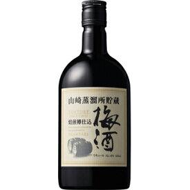 s【送料無料12本セット】サントリー 山崎蒸溜所貯蔵 焙煎樽仕込梅酒 660ml