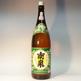 (鹿児島)種子島 南泉 25度 1800ml 芋焼酎 なんせん 上妻酒造 こうづま こうずま