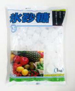 馬印 氷砂糖 青マーク クリスタル 1kg