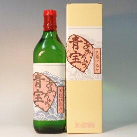 (東京)あおちゅう 青宝 30度 700ml 芋焼酎 青ヶ島酒造