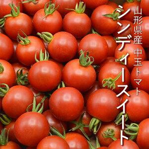 山形県産 中玉 トマト シンディースイート 約2kg