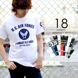 Tシャツメンズ夏ミリタリープリント半袖ホワイト/グレー/ブラック/ブルー/ネイビーM/L/LL
