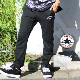 コンバース スウェットパンツ メンズ 秋 ロゴ プリント グレー/ブラック/ネイビー M/L/LL