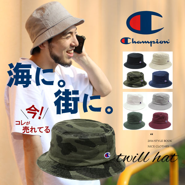 Champion チャンピオン 帽子 帽子 メンズ 帽子 レディース 帽子 レディース 夏 帽子 夏 帽子 つば広 帽子 uv ハット
