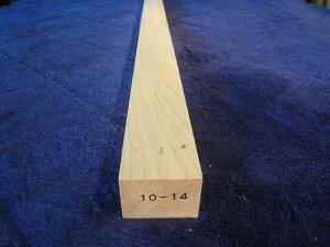 ひのき角材(ヒノキ・桧・檜) 30ミリ×42ミリ×910ミリ 節なし材 H1014A