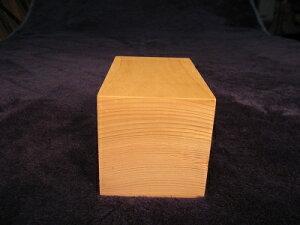 木曽檜角材(ヒノキ・桧・檜)石井様 特注品 30ミリ×90ミリ×330ミリ 節なし材30ミリ面柾