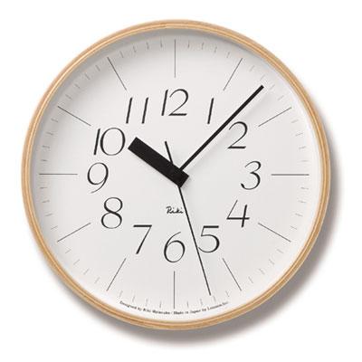 レムノス 電波時計 リキクロック RC【送料無料】【在庫あり】【あす楽】