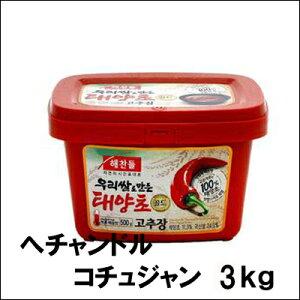 ヘチャンドル コチュジャン 3kg 調味料