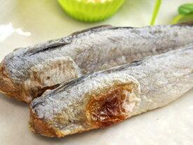 【送料無料】北海道根室産!生干しこまい(氷下魚)1kg入り!獲れてコマイを寒風天日干し後に急速冷凍!