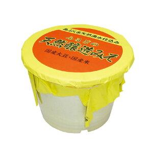 【クーポン使用で20%OFF】味噌 みそ 送料無料 国産大豆 天然醸造味噌 10kgポリ樽 手作り 業務用 グルテンフリー味噌 糖質制限 低糖質
