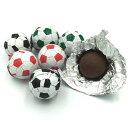 サッカーボールチョコレート 業務用1kg