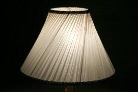 テーブルスタンド用ランプシェード 交換用 キャッチ式 キュプラ −twist- L ベージュ 直径30cm 照明 シェードのみ