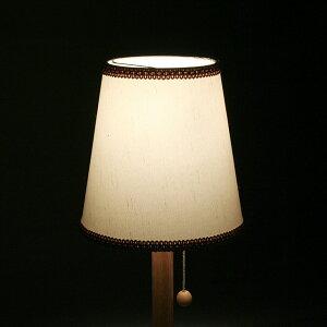 テーブルスタンド用ランプシェード 交換用 キャッチ式 ナチュラル キュプラ 直径15cm 照明 シェードのみ
