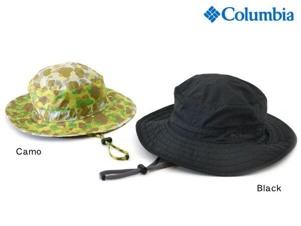 Columbia LOCAL BLOOM BOONEY/ローカルブルームブーニー ■PU5115-MG【 ジュニア&レディース&メンズ ユニセックス 帽子 ぼうし ハット ポケッタブル アウトドア キャンプ 山 コロンビア 】■7006275【15s】【02P03Dec16】
