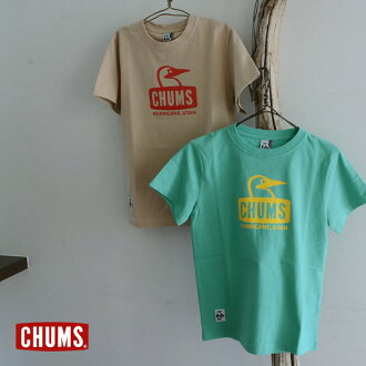 CHUMS Booby Face T-Shirt ♦ CH11-1011_1 ♦ 2002003