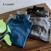 S,t,closet long-sleeved Turtleneck ♦ E21131-64-MG ♦ 2002108