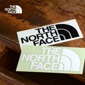 【クーポン利用対象外】【メール便可】ザノースフェイス TNFカッティングステッカー NN88106-Fm キッズ ロゴ ステッカー アウトドア THE NORTH FACE 7008329