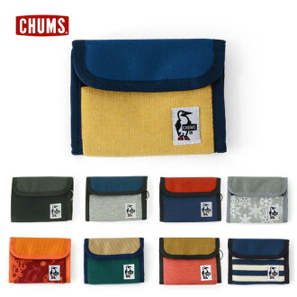 CHUMS Trifoid Wallet Sweat Nylon■CH60-0696-2■7006580