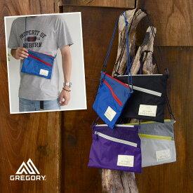 【メール便可】グレゴリー 85410-FM サコッシュ レディース メンズ カバン 鞄 かばん ショルダー バック バッグ アウトドア フェス ナイロン GREGORY 7008368
