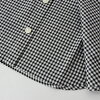 Four circle children's clothes FRED PERRY 4019337 where Fred Perry FY4007-13M KIDS GINGHAM SHIRT kids baby tops shirt blouse long sleeves Shin pull gingham is button-downed