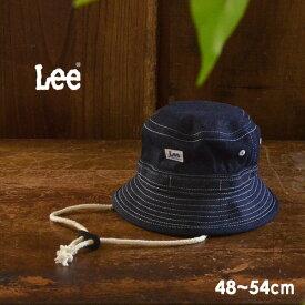 d6d5349e2197c 【メール便不可】リー 9185355-MG LEEデニムハット キッズ ベビー 帽子 ぼうし