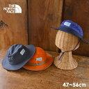 【メール便不可】ノースフェイス NNJ01903-MG kids Horizon Hat キッズ ベビー ジュニア 帽子 ボウシ ぼうし ハッ…