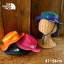【メール便不可】ノースフェイス NNJ01905-MG kids Sunshield Hat キッズ ベビー 帽子 ぼうし ボウシ 無地 シンプ…