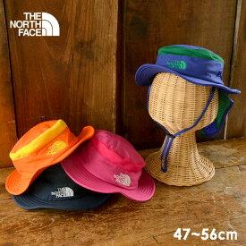 【クーポン利用対象外】【メール便不可】ノースフェイス NNJ01905-MG kids Sunshield Hat キッズ ベビー 帽子 ぼうし ボウシ 無地 シンプル アウトドア ハット サンシェイドハット 子供服 THE NORTH FACE 7009084