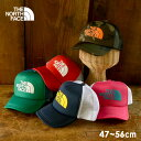 【メール便不可】ノースフェイス NNJ01911-MG kids Mesh Capキッズ ベビー 帽子 ぼうし ボウシ キャップ メッシュ…