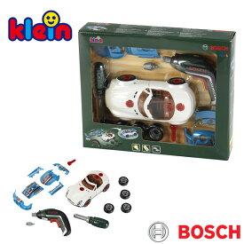 【メール便不可】ボーネルンド KL8630-MG ボッシュ カーメンテナンス・キット キッズ おもちゃ オモチャ 玩具 知育玩具 工具セット ごっこ遊び 車 プレゼント ギフト こども 子供 クライン klein BOSCH BorneLund 7009338
