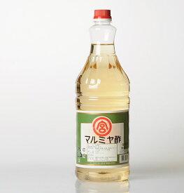 【九州宮崎】 マルミヤ酢 1.8L 酢の物、お寿司、甘酢用になど特にお魚類には威力を発揮します