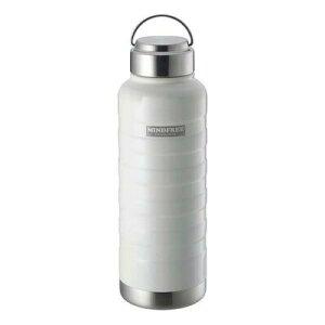MINDFREE 【マインドフリー】 ステンレスボトル 1000ml ホワイト 水筒 保温 保冷 ボトル ステンレスボトル 1L おしゃれ タフボトル 【RCP】【MF-10W】【T】