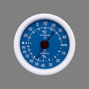 送料無料 TANITA タニタ 温度計 温湿度計 TT-515 ブルー 【RCP】【TT-515-BL】【CP】