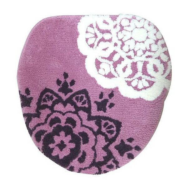送料無料 ヨコズナクリエーション ローラン 洗浄・暖房フタカバー ピンク【CP】