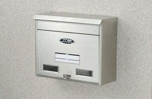 [割引クーポン配布中]【再入荷】 郵便ポスト らくらくポスト ステンレス製ポスト【RCP】【SGT-2000】【CP】