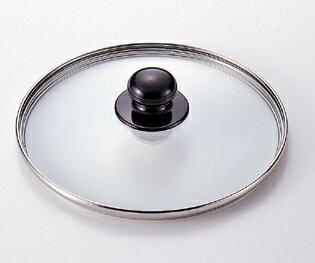 送料無料 ワンダーシェフ圧力鍋 3L専用ガラス蓋(18cm)(※蒸気抜け穴付き)【RCP】【600561】