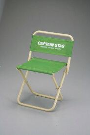 [割引クーポン配布中!]パレットレジャーチェア 中 ライトグリーン CAPTAIN STAG パール金属 【RCP】【M-3924】