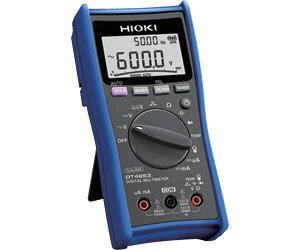 HIOKIデジタルマルチメータ【DT4253】販売単位:1個 JAN[JANコード無し]電気測定器・テスタ【05P03Dec16】
