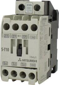 三菱電機 電磁接触器 S−Tシリーズ(非可逆品)【ST10AC200V1A】 販売単位:1個(入り数:-)JAN[-](三菱電機 ブレーカー) 三菱電機(株)
