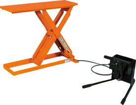 TRUSCO スリムリフト250kg 足踏式 800X200【HLH252008】販売単位:1台 JAN[4989999680980]テーブルリフト【05P03Dec16】
