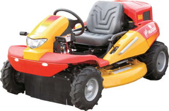 CANYCOM passenger use type mowing machine HEYMASAO (AWD 18ps 刈幅 975mm) sale unit: One (enter a number: -)JAN[-](CANYCOM lawnmower) CHIKUSUI CANYCOM
