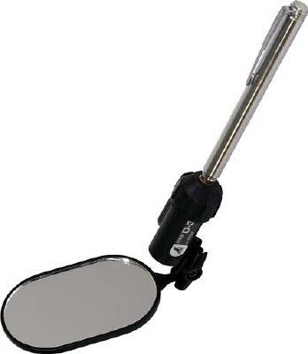 シンワ 点検鏡D−3 楕円型 50×80mmライト付【74157】 販売単位:1本(入り数:-)JAN[4960910741577](シンワ 点検鏡) シンワ測定(株)【05P03Dec16】