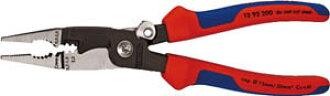 쿠니펙스에레크트로프라이야록크 첨부 200 mm판매 단위:1정(들이수:-) JAN[4003773075103](쿠니펙스라지오펜치) KNIPEX사