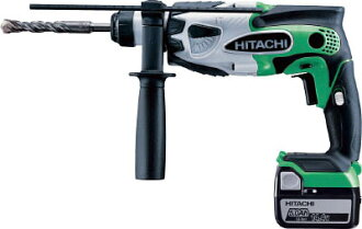 A Hitachi 14.4V cordless rotary hammer drill green sale unit: Nothing (enter a number: -)JAN [4966376238088] (Hitachi hammer drill) Hitachi Koki Co.,Ltd.