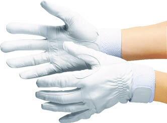 シモン 羊革手袋 セイバーNo.75白 L寸【SAVERNO.75L】 販売単位:1双(入り数:-)JAN[4957520556936](シモン 革手袋) (株)シモン【05P03Dec16】